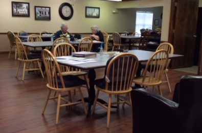 Wedgewood Gardens Assisted Living Dining Hall