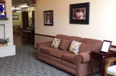 Wedgewood Gardens Assisted Living Warm Cozy Atmosphere