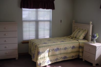Wedgewood Gardens Assisted Living Features Private Suites